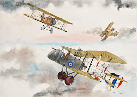 World War One Fighter Planes